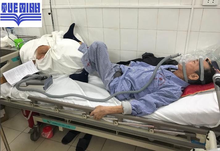 Sử Dụng Máy Trợ Thở : Trong Phòng Và Điều Trị cho Bệnh Nhân COPD