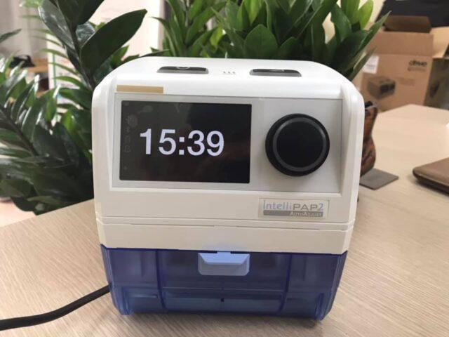 Máy thở áp lực dương liên tục 1 chiều CPAP DV64D